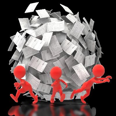 Storm of Paperwork